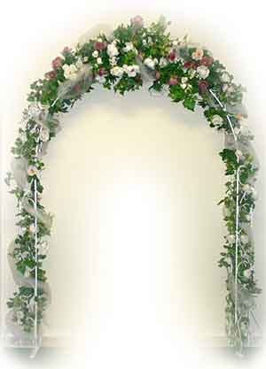 Wedding Arch Wedding planning is supposed to be an exciting time for the