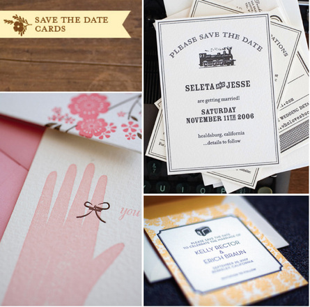 photo from: http://www.stylemepretty.com/2008/04/28/save-the-dates-by-hello-lucky/