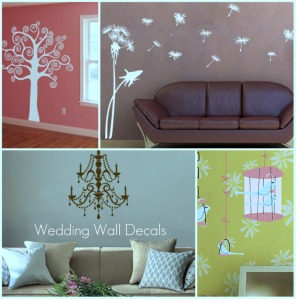 weddingwalldecals