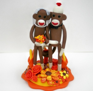 creative commons cake topper